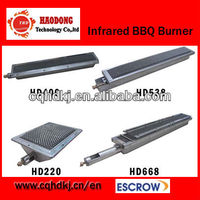 Grill/Gyros/Doner Kebab Gas Burners(HD220)