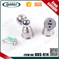 Trade assurance supplier zinc alloy bathroom door stopper