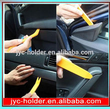 Hot selling 028 4 pc car trim molding door panel dash upholstery remover tool set pry bar auto