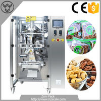 Popular vertical form fill seal packing machine