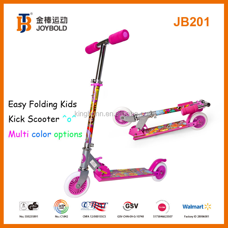 JOYBOLD BEST SELLING KIDS KICK SCOOTER, TWO WHEEL FOLDING KICK SCOOTER FOR CHILDREN