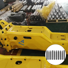 korean hydraulic breakers, hydraulic rock breaker parts, hydraulic breaker
