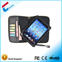 7.8.9.10.11 inch universal hand bag leather case for ipad