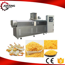 CE standard quality full automatic Panko bread crumbs processing line