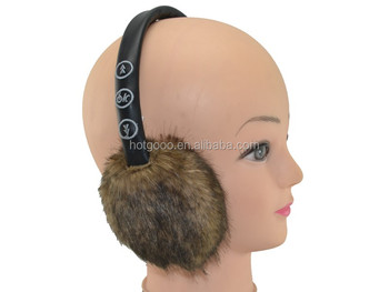 Langder Bluetooth Warm Earmuffs with Headphone for Sleeping