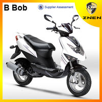 ZNEN Sporty 50cc Gasoline Cheap Scooter with Sporty Design and in EEC homologation and 50cc & 150cc EPA DOT certificiate