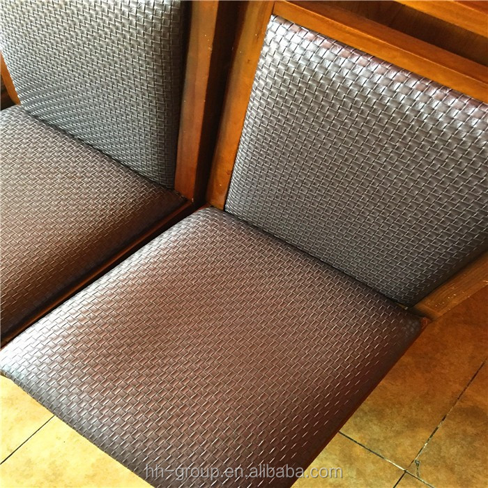 synthetic <strong>leather</strong> for party chairs