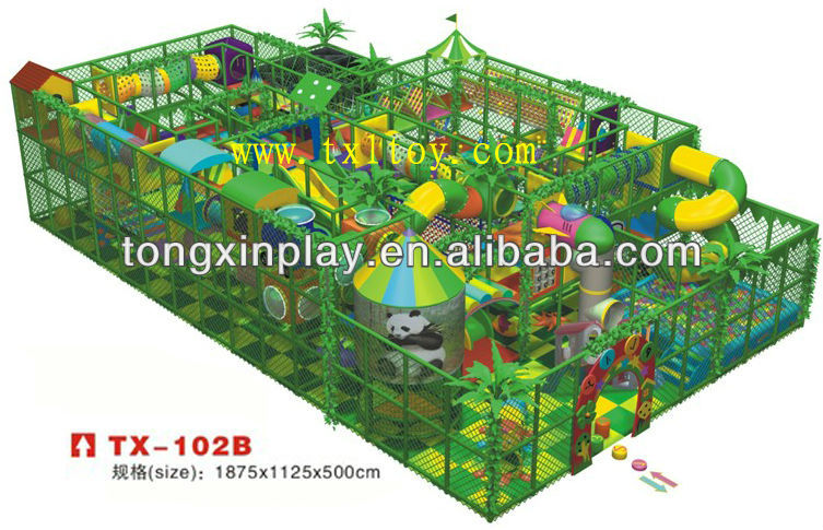 indoor playground parts TX-102B