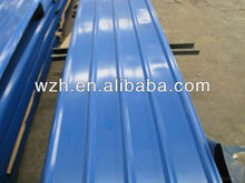Roof linear panel/ roofing sheet exported to Somali