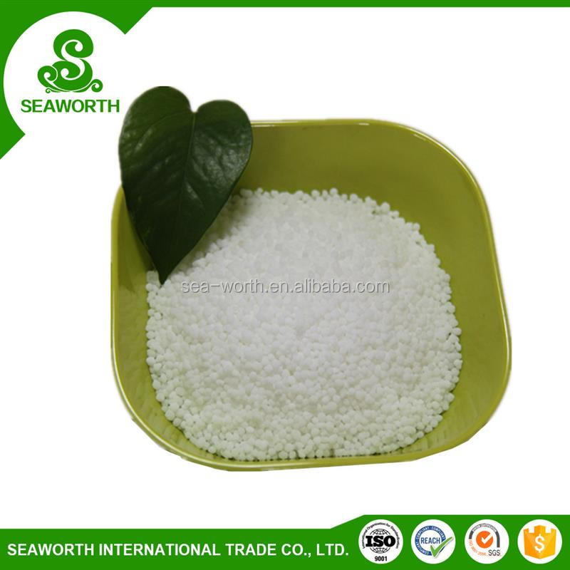 New calcium ammonium nitrate agricultural fertilizer for the world