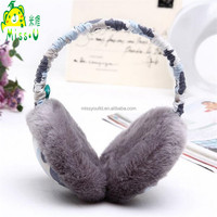 Fashional Plush Sleeping Earmuff