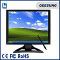 17 Inch Computer Monitor/Pos Touch Screen LED Monitor with VGA Input