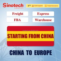 Shipping from china to Europe basic port LCL ocean service