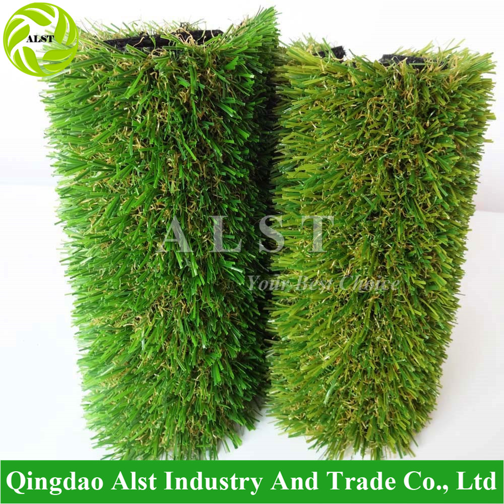 35mm Natural carpet cheap artificial grass for plastic grass carpet for decoration