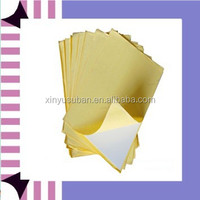 HL PVC sheet for photo album/self adhesive