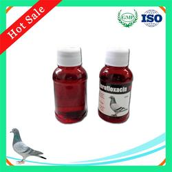 Pharma Products for Pigeons Drugs Enrofloxacin Oral Solution
