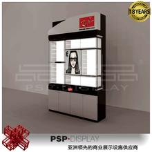 lockable wooden jewelry display and kiosk design for sale jewelry cellphone