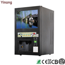 Commercial Instant Nescafe Coffee Vending Machine (Model GTS104Y)
