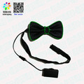 Hand crafted glow mens light up bowties