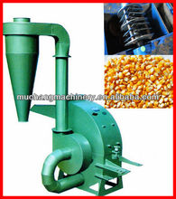 Hand operated small corn grinder