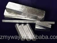 China 99.999% Pure Indium Ingot
