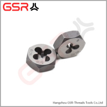 threading cutting die hexagonal dies nut