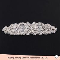 Latest product long lasting african rhinestones lace for evening party dress from China workshop