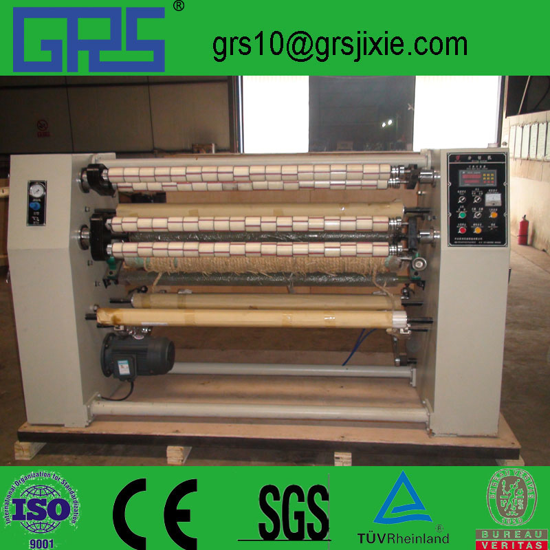 Stationery Tape/BOPP adhesive sealing tape Slitting Machinery/Plant