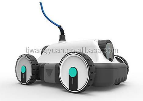 Robot piscina, automatic swimming pool cleaner, commercial residential pool vacuum cleaner, mini robot with brush