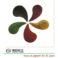 ISO Factroy Iron Oxide good textur,clean powder Red/Black/Yellow/Blue/Green/Brown for ceremic,cement,block,paver,paving tiles