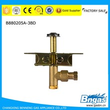 B880205A-3BD gas bbq grill parts pilot burner brass burner