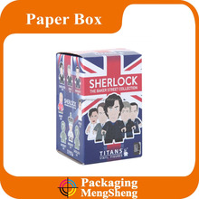 Boxes kids toy package box cartoon image puzzle game card packaging boxes