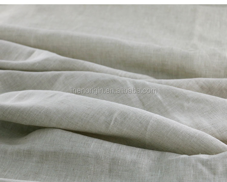 stone washed linen fabric for bedding,wide width linen fabric 270cm,linen fabric for hometextile