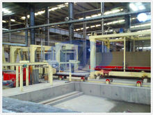 AAC Block Brick Cutting Machine For Sale, Fly Ash AAC Block Plant Cutting Machine From China