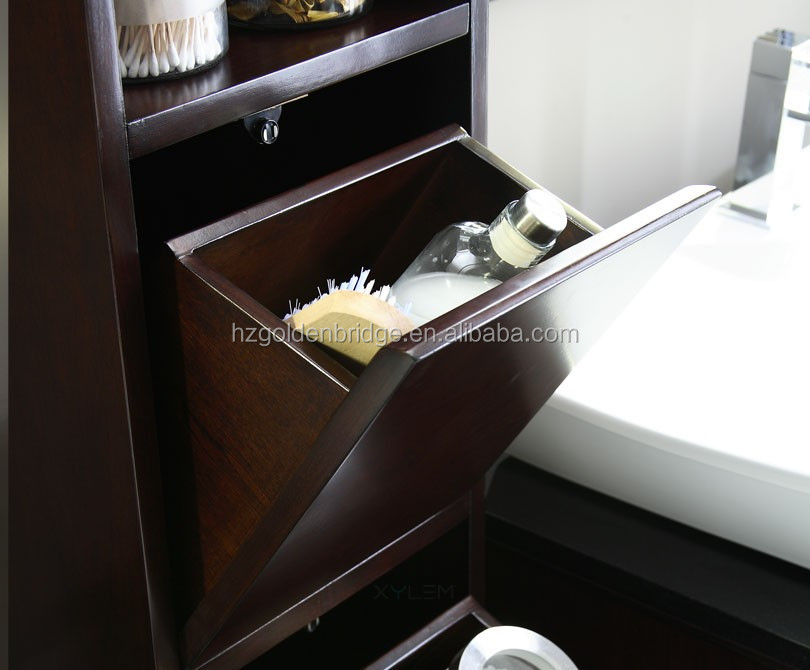30'' Commercial Wooden Bathroom Vanity