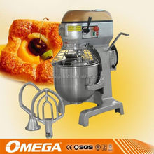 Hot Selling Milk Hobart Planetary Mixers/cake mixing machine/industrial bakery mixers