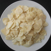 Dehydrated Garlic Flake dried vegetable flakes