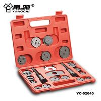 professional 21pcs brake wind back tool kit for auto repair