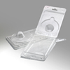 Clear Plastic Clamshell Blister Pack For