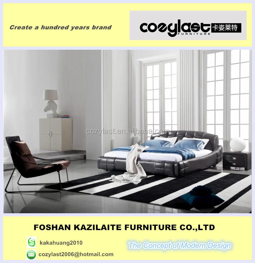 Moderne Italiaanse slaapkamer meubels-bedden-product-ID:60305340589 ...