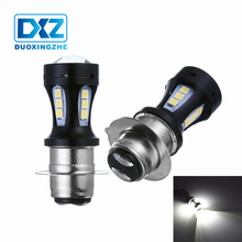 New Car Accessories DXZ 3030 18smd H6 White Auto LED Headlamp 600LM Fog Light