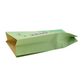 Waterproof plastic packaging custom printed foil bag for tea