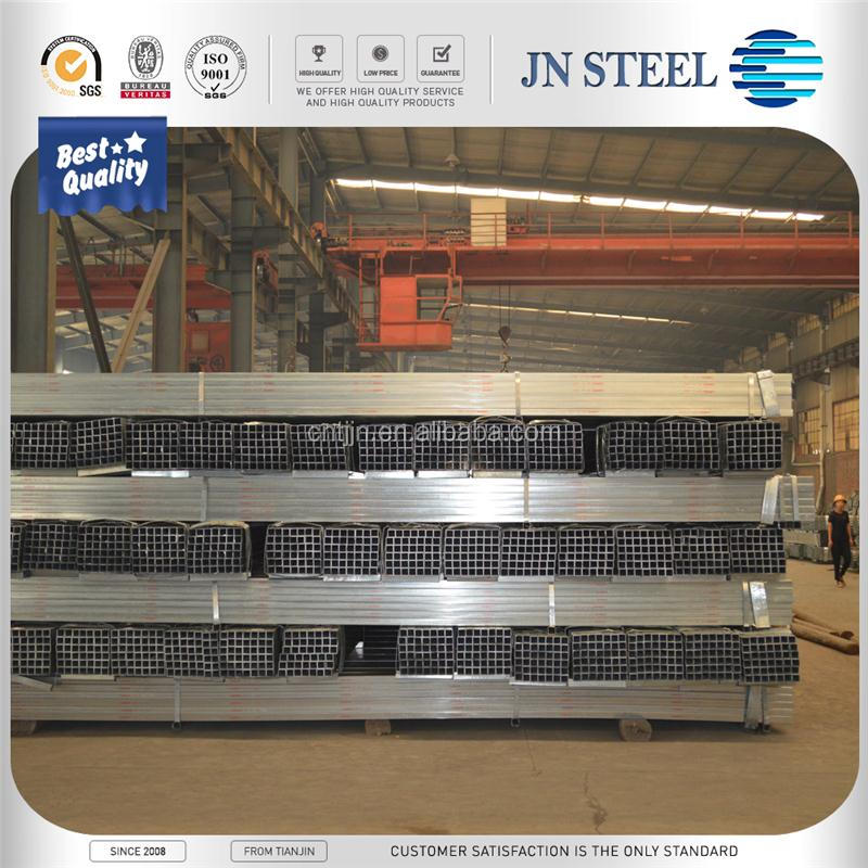 Q235 Q195 Q345 square tube welded square tube galvanized square tube