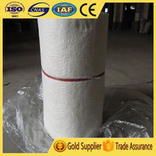 high heat oven insulation ceramic fiber blanket price(128kg/m3,1260type,spun fiber)