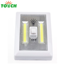 Hot Selling As Seen On TV Wireless Peel and Stick LED Tap Light, Touch Night Utility Battery Operated Super Bright
