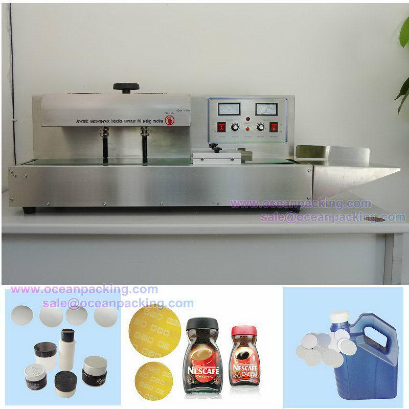 Design latest automatic sealant sealing machine