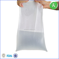colored drawstring trash garbage d2w biodegradable garbage draw tape trash bag