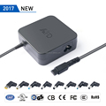 90W portable universal ac laptop adapter notebook travel charger with 11 tips 5V USB UL certification