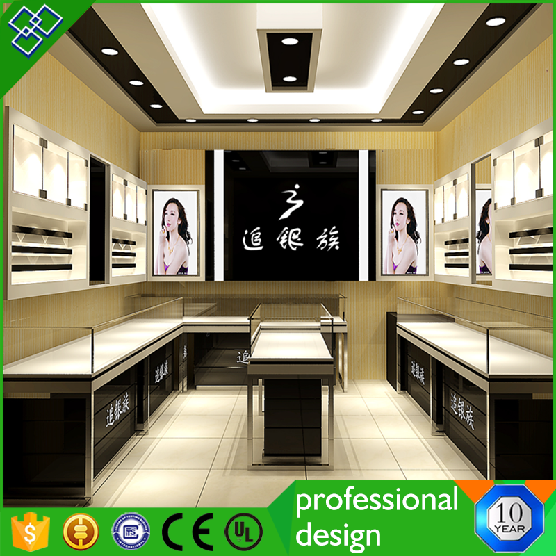 Jewelry Display Shop Fitting Store Furniture