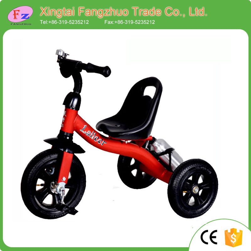 2016 cheapest import toys baby carrier tricycle with cheap price